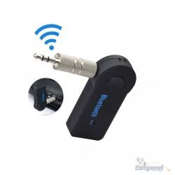 Transmissor De Áudio Bluetooth Adaptador Música/som Carro